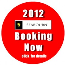 Seabourn 2012 Cruises Booking Now