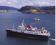 Hebridean 2012 cruises