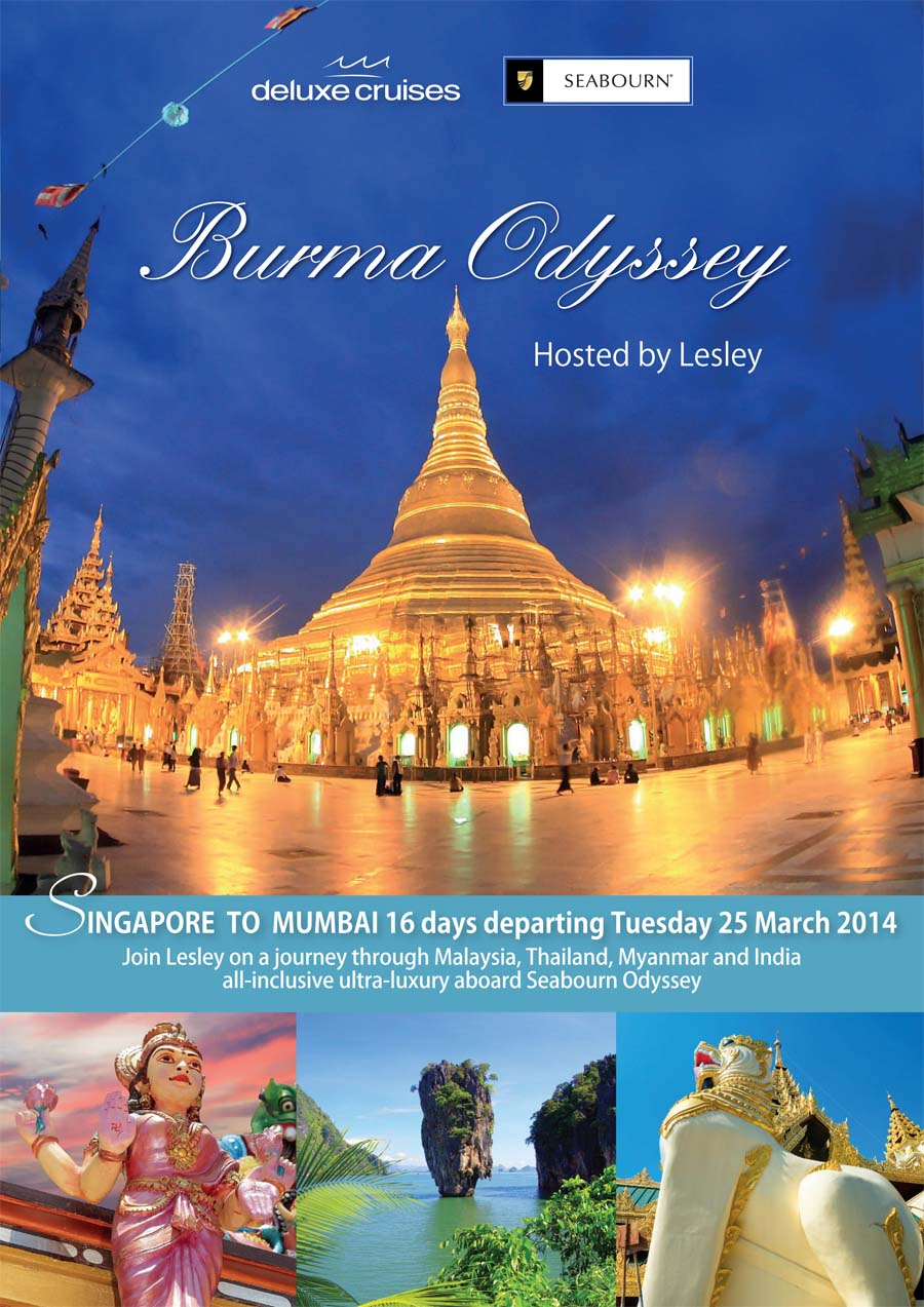 Singapore to Mumbai Seabourn-1
