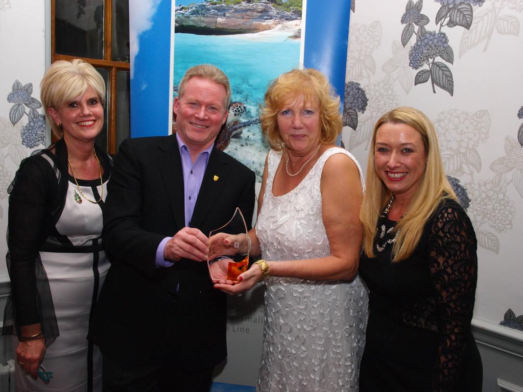 Seabourn Award