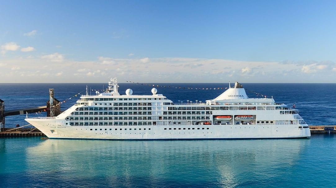 SilverSea Whisper Cruise Ship